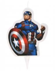 Verjaardagskaars Captain America™