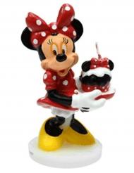 3D Minnie™ verjaardagskaars