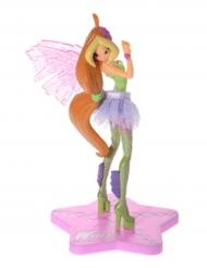 Plastic Winx Club™ Flora figuurtje