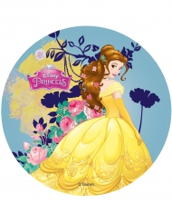 Eetbare schijf Belle Disney Prinsessen™