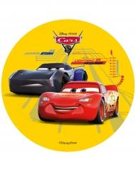 Eetbare schijf Cars™ 14,5 cm