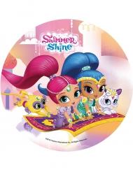 Shimmer & Shine™ eetbare schijf