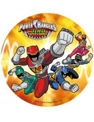 Eetbare schijf Power Rangers™
