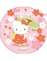 Hello Kitty™ eetbare taartdecoratie