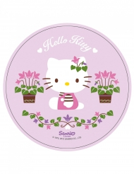 Eetbare Hello Kitty™ taartdecoratie