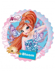 Eetbare Winx™ Bloom schijf