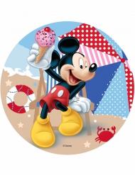 Mickey Mouse™ eetbare taartdecoratie