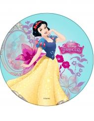 Sneeuwwithe Disney Princesses™ eetbare taartdecoratie