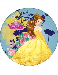 Disney Princesses™ eetbare taartdecoratie