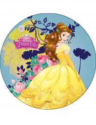 Disney Princesses™ eetbare taartdecoratie