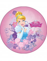 Disney Princess™ Cinderella™ eetbare taartdecoratie