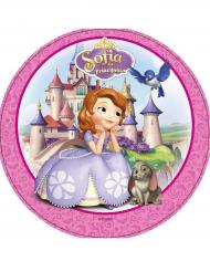 Eetbare Sofia het prinsesje™ taartdecoratie