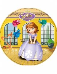Eetbare schijf Sofia het prinsesje™