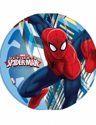 Eetbare taartschijf Ultimate Spiderman™