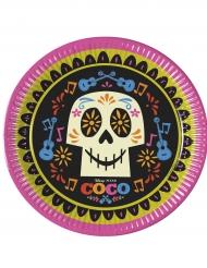 8 Kartonnen Coco™ bordjes