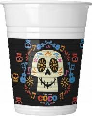Plastic bekertjes Coco™ 20 cl
