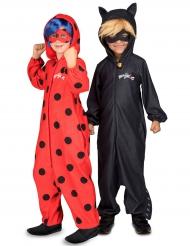 Ladybug™ en Cat Noir™ kinder koppelkostuums