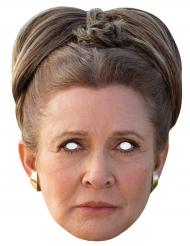 Kartonnen Princess Leia Star Wars™ masker
