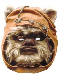 Kartonnen Ewok Star Wars™ masker