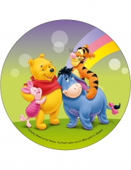 Eetbare schijf Winnie the Pooh™