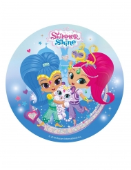 Shimmer & Shine™ suikerschijf