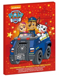 Rode Paw Patrol™ adventskalender