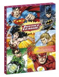 Justice League™ chocolade adventskalender