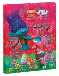 Poppy & Knoest Trolls™ adventskalender
