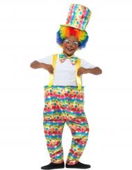 Grappig clownspak voor jongens