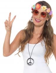 Kleurrijke hippie accessoires voor dames