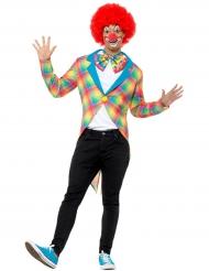Clown slipjas voor volwassenen