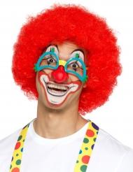 Grappige clownsbril