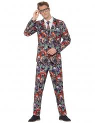 Mr. Evil Clown kostuum voor volwassenen