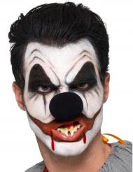 Kwaadaardige clown schmink set voor volwassenen