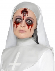 Neppe bloederige crucifix wond voor volwassenen