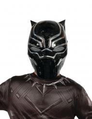 Black Panther™ half masker voor kinderen