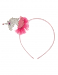 Willekeurige 3D eenhoorn haarband voor meisjes