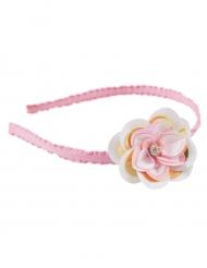 Haarband met bloem voor meisjes