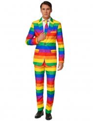Suitmeister™ Mr. Rainbow kostuum voor mannen