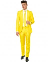 Mr. Solid geel Suitmeister™ kostuum voor mannen