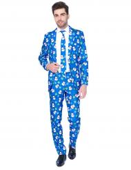 Mr. Xmas Snowman Suitmeister™ kostuum voor mannen