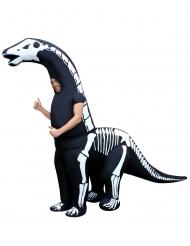 Enorm opblaasbaar Morphsuits™ dinosaurus kostuum voor volwassenen
