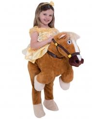 Morphsuits™ prinses Belle™ te paard kostuum voor meisjes