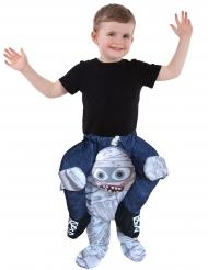 Gedragen door een mummie Morphsuits™ kostuum voor kinderen