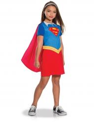 Klassiek Supergirl™ kostuum voor meisjes