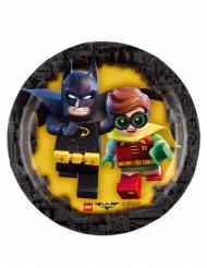 8 kleine kartonnen Lego Batman™ borden