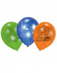 6 ballonnenNinja Turtles™