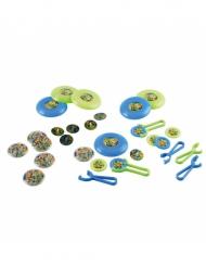 Set van 24 Ninja Turtles speeltjes
