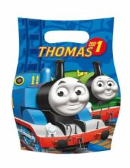 6 Thomas de trein™ feestzakjes