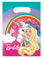 8 Barbie Dreamtopia™ feestzakjes